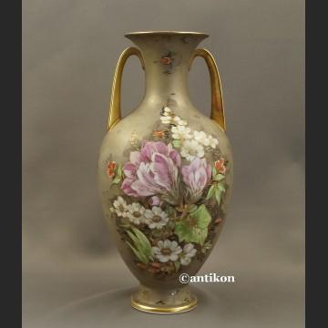 Porcelana Rosenthal wazon Gigant ręcznie malowany
