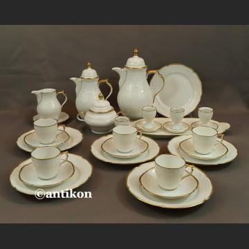 Serwis Rosenthal Sanssouci śniadaniowy 1930r