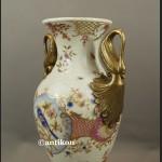 Wazon porcelanowy w stylu japońskim