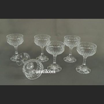 Kieliszki kryształowe do wina