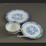 Filiżanka China Blau bawarska porcelana zestaw śniadaniowy