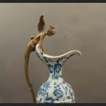 Dzban wzór cebulowy duży porcelanowy do wina wody