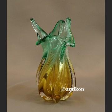 Wazon Murano artystyczne szkło Wiosna