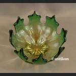 Patera Murano zjawiskowe artystyczne szkło