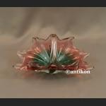 Patera Murano koszyk artystyczne szkło