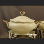 Serwis obiadowy Sorau Carstens jak Rosenthal na 12 os