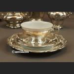 Rosenthal Pompadour serwis srebrny dla 8 osób