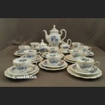 Serwis Pompadour Rosenthal dla 10 osób kawa herbata