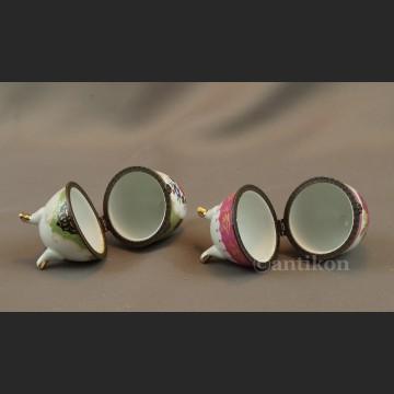Jajko  porcelanowe szkatułka na biżuterię