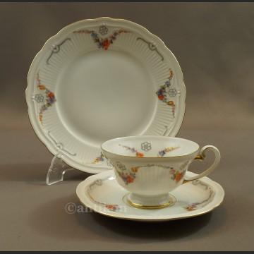 Filiżanka Weimar zabytkowa porcelana