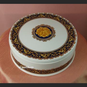 Szkatuła z porcelany Limoges