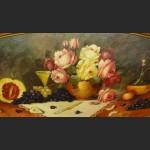 Obraz do salonu Dary Natury obraz olejny na płótnie
