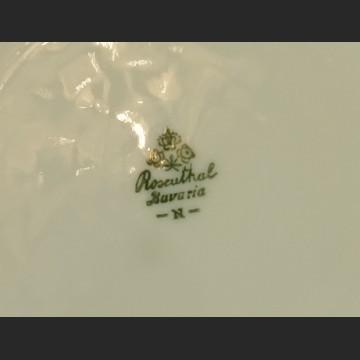 Talerz Rosenthal Pompadour mały 7 sztuk
