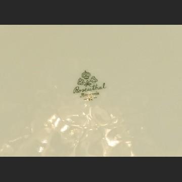 Talerz deserowy Rosenthal Pompadour 2 sztuki