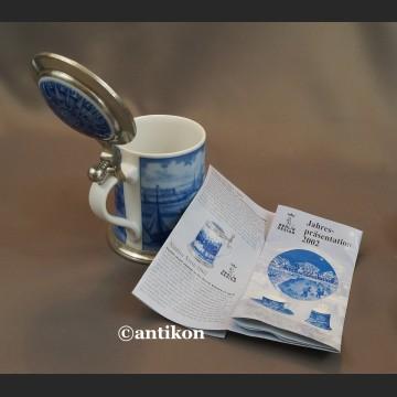 Kufel marynistyczny prezent dla marynarza