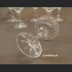 Kieliszki do wina luksusowy komplet