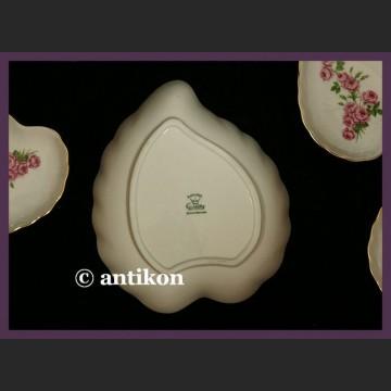 Porcelanowy zestaw do konfitur konfiturówki