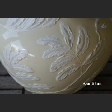 Wazon Rosenthal  biały z reliefem wielki antyczna porcelana