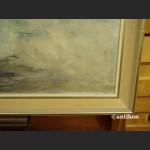XXXX opis brzeg morza romantyczny obraz marynistyczny