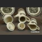 Serwis myśliwski Villeroy  Boch do  kawy dla 6 osób