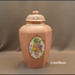 Porcelana Rosenthal Unikat wazon ręcznie malowany