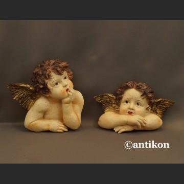 Aniołki Rafaela barokowe anioły