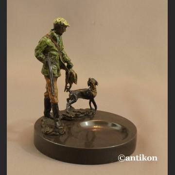 Rzeźba polowanie prezent dla myśliwego