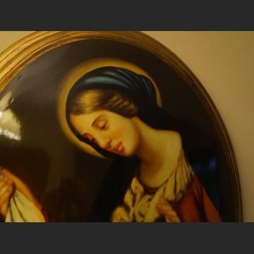 Madonna z Jezusem obraz religijny wg Rafarela