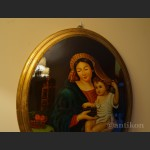 Rafael Madonna z Jezusem obraz religijny