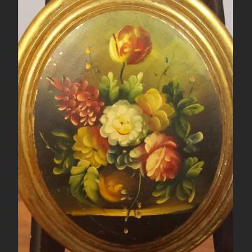 Obraz z kwiatami martwa natura