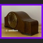 Zegar bufetowy piękny drewniany