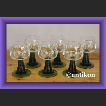 Fantastyczne stylowe kieliszki do wina