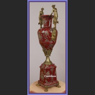 Wazon porcelanowy śliczny elegancki puchar duży
