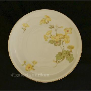 Komplet porcelanowy o herbaty  Schirnding kwiatowe trio