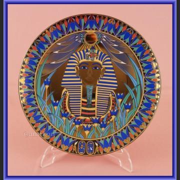 Unikatowe talerze kolekcjonerskie Rosenthal Egipt