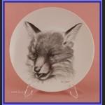 Wyjątkowa kolekcja Rosenthal talerze kolekcjonerskie ze zwierzętami