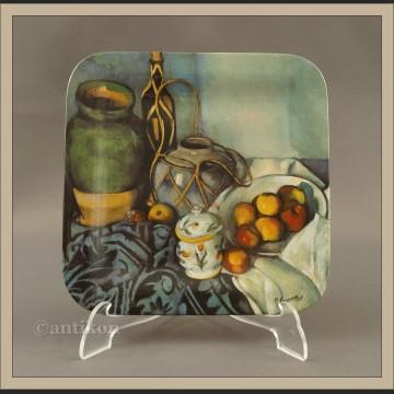 Martwa natura Paul Cezanne Talerz kolekcjonerski