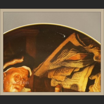 Talerz kolekcjonerski Rosenthal Rembrandt