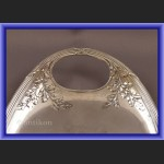 Patera taca Christofle posrebrzana piękna Francja z XIX w