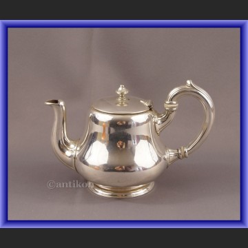 CHRISTOFLE dzbanek do herbaty piękny