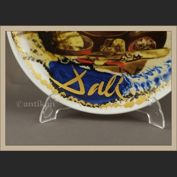 Rosenthal Salvador Dali piękny duży talerz kolekcjonerski