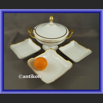 Serwis Rosenthal obiadowy Empire z 1929 r