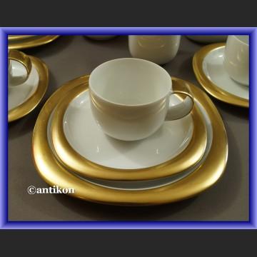 Porcelana Rosenthal minimalistyczny serwis kawa herbata Suomi rarytas