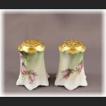 Porcelana Rosenthal unikatowy zestaw do przypraw solniczka