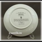 Żaglowiec Franklin Mint talerz kolekcjonerski 1