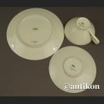 Śniadaniówka Rosenthal filiżanka kolekcjonerska stara porcelana Paryska Wiosna