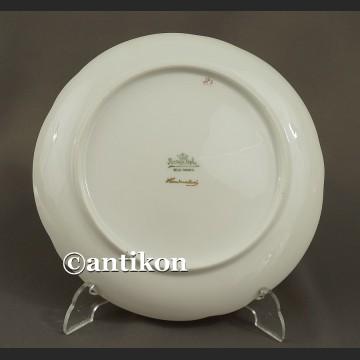 Porcelana Rosenthal talerz deserowy z owocami 5