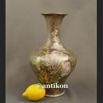 Porcelana Rosenthal wielki wazon ręcznie malowany