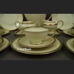 Serwis Rosenthal do kawy herbaty na 6 osób przedwojenny