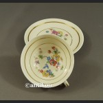 Filiżanka Limoges kolekcjonerska francuska porcelana